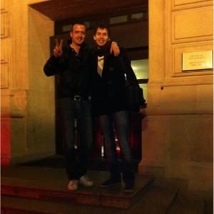Семён Маркевич & Till Bronner Frankfurt