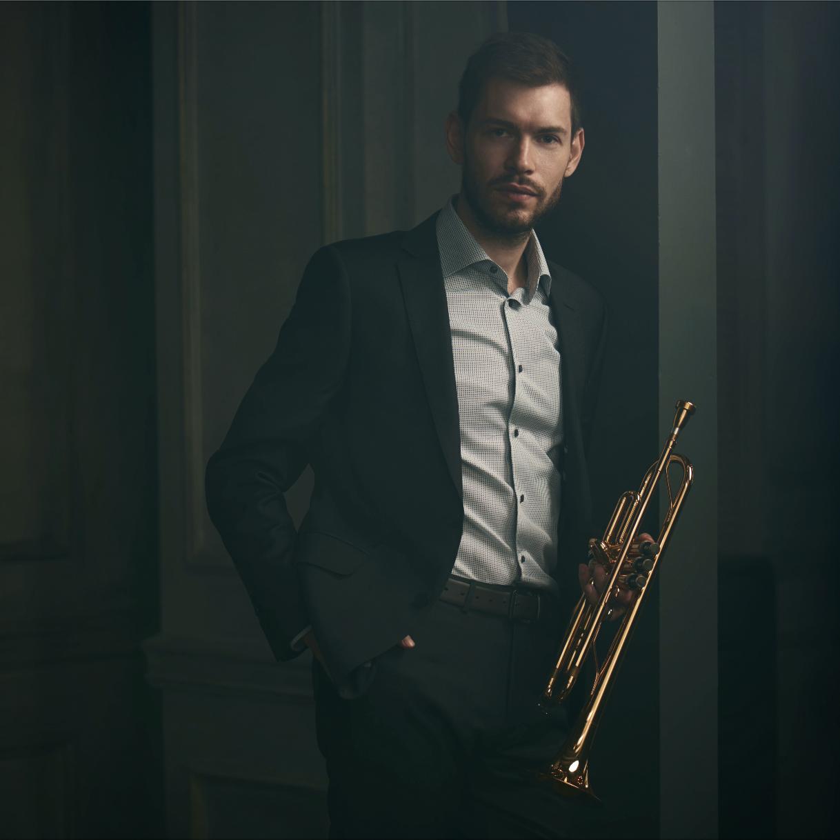 уроки трубы и музыки. Семён Маркевич